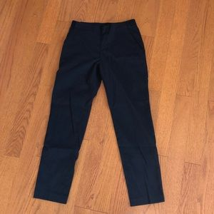 Uniqlo Navy trousers